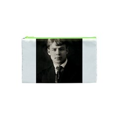 Sergei Yesenin Cosmetic Bag (xs) by Valentinaart