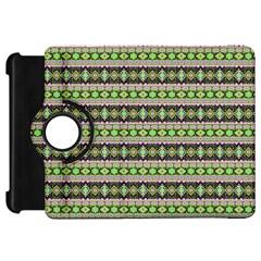 Fancy Tribal Border Pattern 17a Kindle Fire Hd 7  by MoreColorsinLife