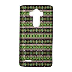 Fancy Tribal Border Pattern 17a Lg G4 Hardshell Case by MoreColorsinLife