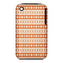 Fancy Tribal Border Pattern 17i Iphone 3s/3gs by MoreColorsinLife