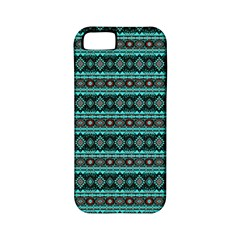 Fancy Tribal Border Pattern 17g Apple Iphone 5 Classic Hardshell Case (pc+silicone) by MoreColorsinLife