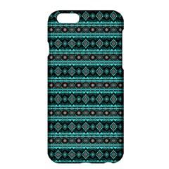 Fancy Tribal Border Pattern 17g Apple Iphone 6 Plus/6s Plus Hardshell Case by MoreColorsinLife