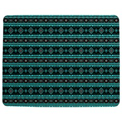 Fancy Tribal Border Pattern 17g Jigsaw Puzzle Photo Stand (rectangular) by MoreColorsinLife