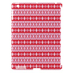 Fancy Tribal Border Pattern 17h Apple Ipad 3/4 Hardshell Case (compatible With Smart Cover) by MoreColorsinLife