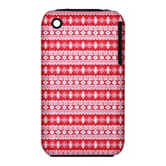 Fancy Tribal Border Pattern 17h Iphone 3s/3gs by MoreColorsinLife