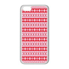 Fancy Tribal Border Pattern 17h Apple Iphone 5c Seamless Case (white) by MoreColorsinLife