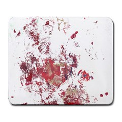 Abstrak Reds Large Mousepads by AllOverIt