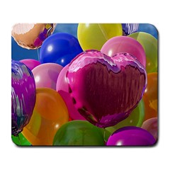 Balloons Large Mousepads by AllOverIt
