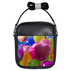 Balloons Girls Sling Bags by AllOverIt