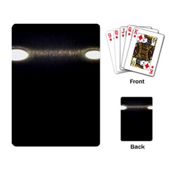 Black Lite!  Playing Card by norastpatrick