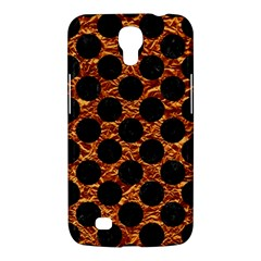Circles2 Black Marble & Copper Foil (r) Samsung Galaxy Mega 6 3  I9200 Hardshell Case by trendistuff