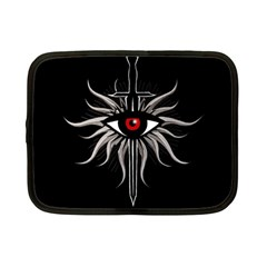 Inquisition Symbol Netbook Case (small)  by Valentinaart