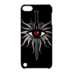 Inquisition Symbol Apple Ipod Touch 5 Hardshell Case With Stand by Valentinaart