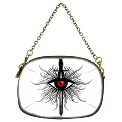 Inquisition Symbol Chain Purses (two Sides)  by Valentinaart