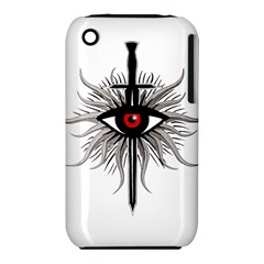 Inquisition Symbol Iphone 3s/3gs by Valentinaart