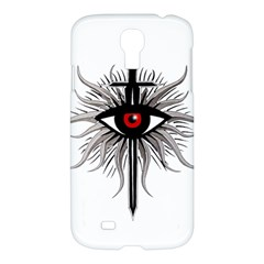 Inquisition Symbol Samsung Galaxy S4 I9500/i9505 Hardshell Case by Valentinaart