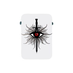 Inquisition Symbol Apple Ipad Mini Protective Soft Cases by Valentinaart