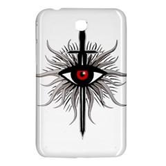 Inquisition Symbol Samsung Galaxy Tab 3 (7 ) P3200 Hardshell Case  by Valentinaart