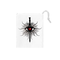 Inquisition Symbol Drawstring Pouches (small)  by Valentinaart