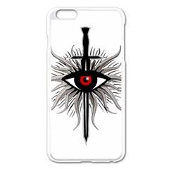 Inquisition Symbol Apple Iphone 6 Plus/6s Plus Enamel White Case by Valentinaart