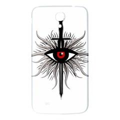 Inquisition Symbol Samsung Galaxy Mega I9200 Hardshell Back Case by Valentinaart