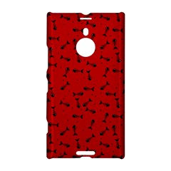 Fish Bones Pattern Nokia Lumia 1520 by ValentinaDesign