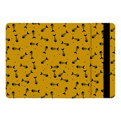 Fish Bones Pattern Apple Ipad Pro 10 5   Flip Case by ValentinaDesign