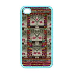 Wings Of Love In Peace And Freedom Apple Iphone 4 Case (color) by pepitasart