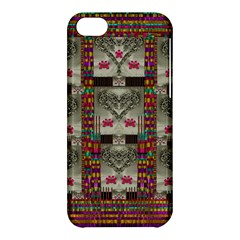 Wings Of Love In Peace And Freedom Apple Iphone 5c Hardshell Case by pepitasart