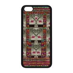 Wings Of Love In Peace And Freedom Apple Iphone 5c Seamless Case (black) by pepitasart