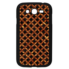 Circle3 Black Marble & Copper Foilper Foil Samsung Galaxy Grand Duos I9082 Case (black) by trendistuff