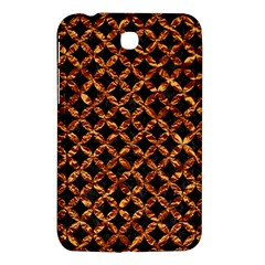 Circle3 Black Marble & Copper Foilper Foil Samsung Galaxy Tab 3 (7 ) P3200 Hardshell Case  by trendistuff