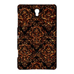 Damask1 Black Marble & Copper Foil Samsung Galaxy Tab S (8 4 ) Hardshell Case  by trendistuff