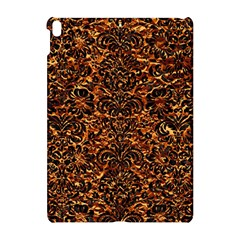 Damask2 Black Marble & Copper Foil (r)2 Black Marble & Copper Foil (r) Apple Ipad Pro 10 5   Hardshell Case by trendistuff