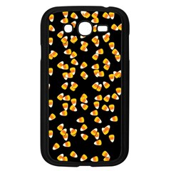 Candy Corn Samsung Galaxy Grand Duos I9082 Case (black) by Valentinaart
