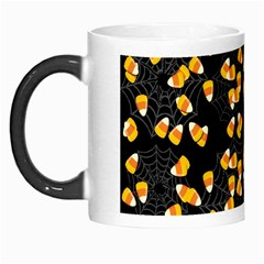 Candy Corn Morph Mugs by Valentinaart