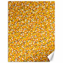 Candy Corn Canvas 12  X 16   by Valentinaart