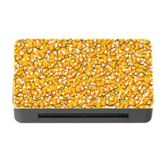 Candy Corn Memory Card Reader With Cf by Valentinaart