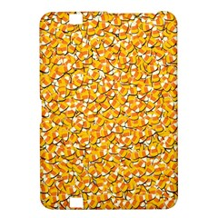 Candy Corn Kindle Fire Hd 8 9  by Valentinaart