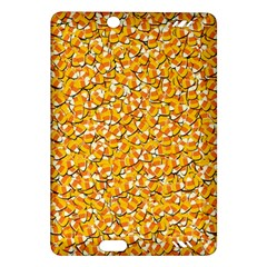 Candy Corn Amazon Kindle Fire Hd (2013) Hardshell Case by Valentinaart