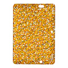 Candy Corn Kindle Fire Hdx 8 9  Hardshell Case by Valentinaart
