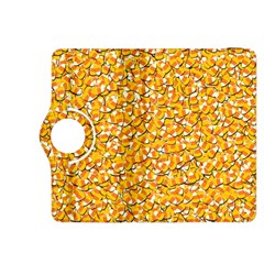 Candy Corn Kindle Fire Hdx 8 9  Flip 360 Case by Valentinaart