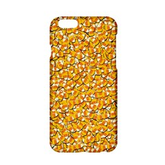 Candy Corn Apple Iphone 6/6s Hardshell Case by Valentinaart