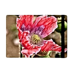 Dreamy Floral 5 Apple Ipad Mini Flip Case by MoreColorsinLife