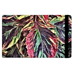 Dreamy Floral 7 Apple Ipad 3/4 Flip Case by MoreColorsinLife