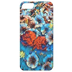 Dreamy Floral 3 Apple Iphone 5 Classic Hardshell Case by MoreColorsinLife