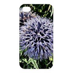 Dreamy Floral 6 Apple Iphone 4/4s Hardshell Case by MoreColorsinLife