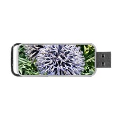 Dreamy Floral 6 Portable Usb Flash (one Side) by MoreColorsinLife
