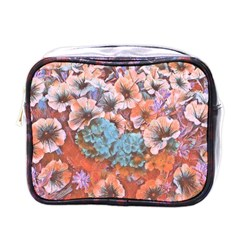 Dreamy Floral 4 Mini Toiletries Bags by MoreColorsinLife