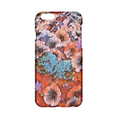Dreamy Floral 4 Apple Iphone 6/6s Hardshell Case by MoreColorsinLife